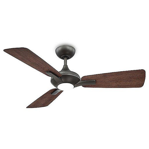 Mykonos Smart Ceiling Fan - Bronze/Dark Walnut Finish
