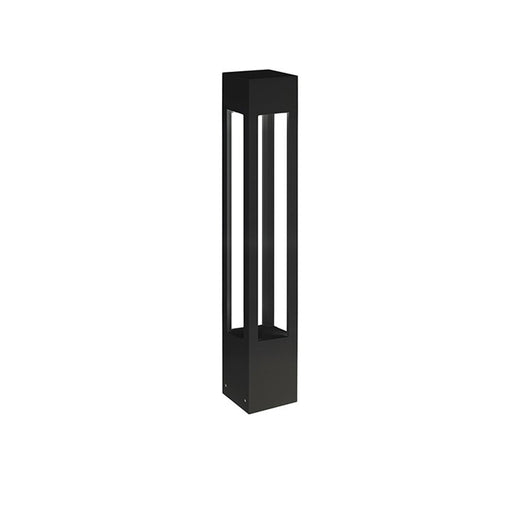 Napa Large LED Bollard Light - Black Finish