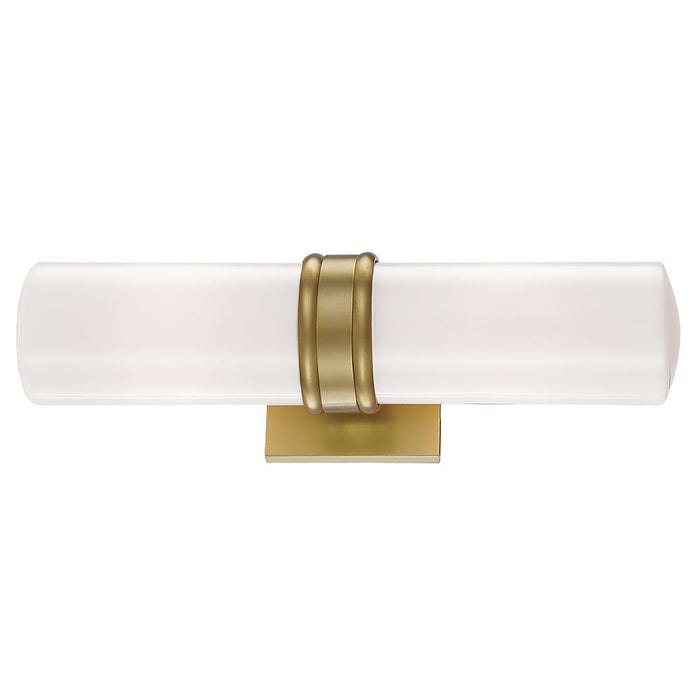 Natalie Wall Sconce - Aged Brass