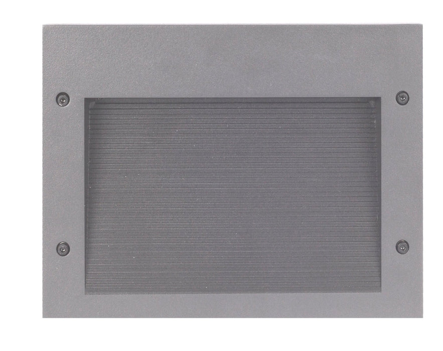 Newport LED 7108 Step Light - Gray Finish