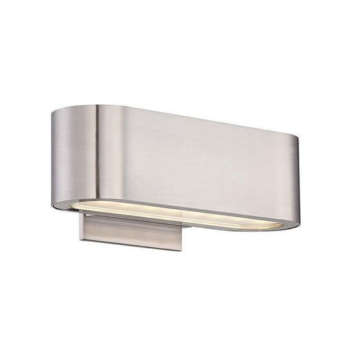 Nia LED Wall Sconce - Brushed Nickel Finish