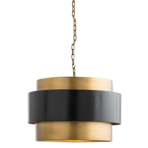 Nolan Pendant - Antique Brass/Bronze Finish