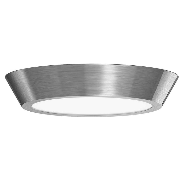 "Oculus 16"" LED Surface Mount Ceiling Light - Satin Nickel"
