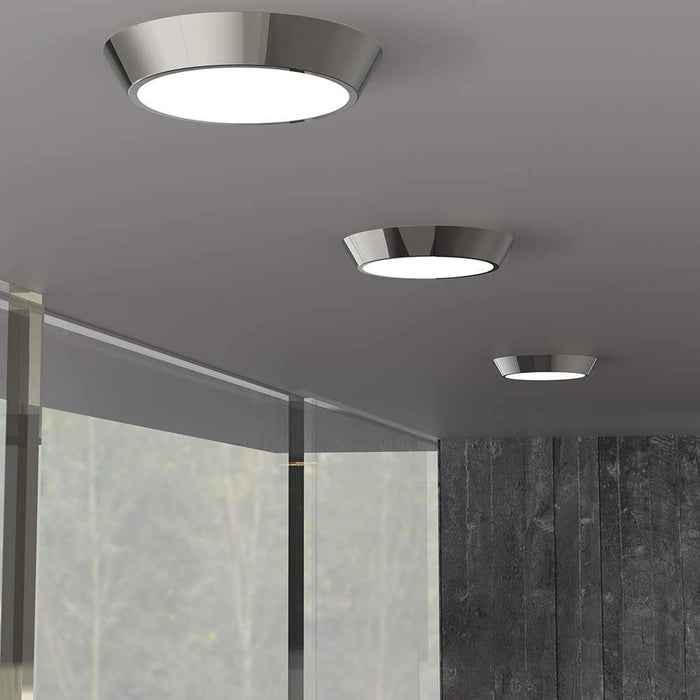 Oculus LED Surface Mount Ceiling Light - Display