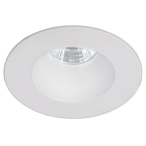"Oculux 3.5"" LED Round Open Reflector Warm Dim Trim - White Finish"