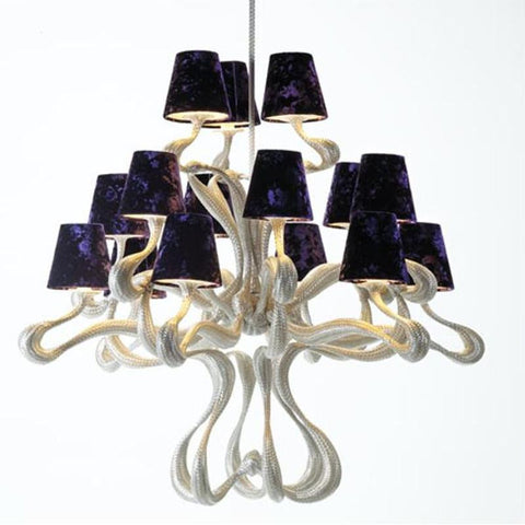 Ode 1647 15-l Chandelier Lighting