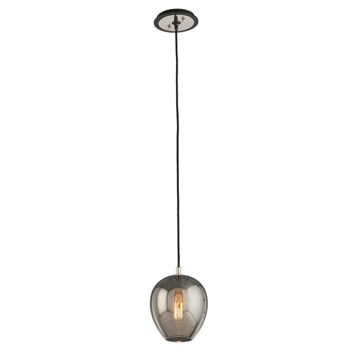 Odyssey Small Pendant - Polished Nickel Finish
