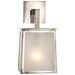 Ojai Large Sconce Polished Nickel