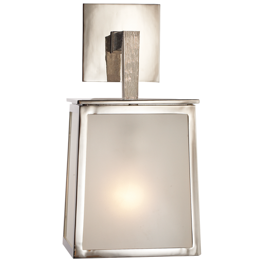 Ojai Small Sconce Polished Nickel