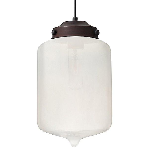 Olin Mini Pendant Light Frost/Bronze