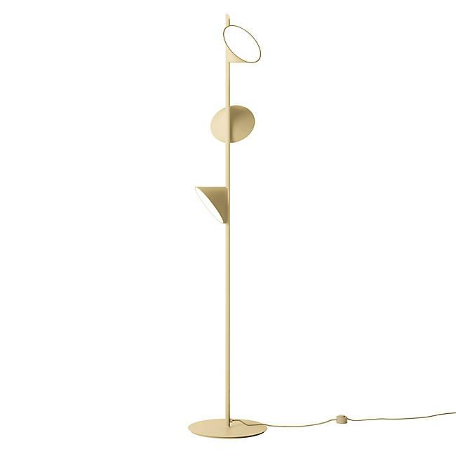 Orchid LED Floor Lamp Sand