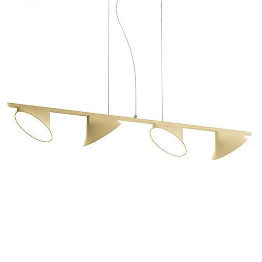 Orchid LED Linear Suspension (Sand)