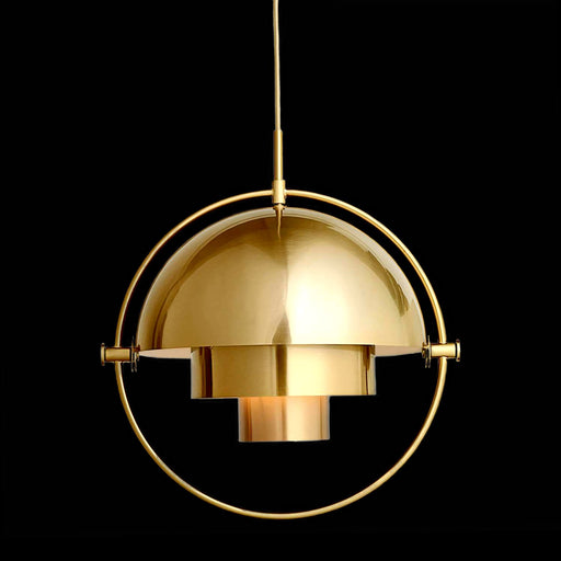 Pendant -  Brass Finish