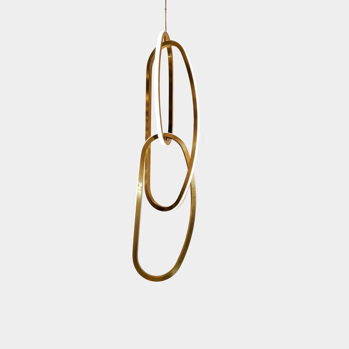 Pendant - Gold Finish