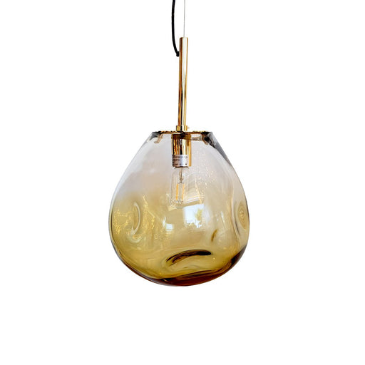 Pendant - Amber Glass