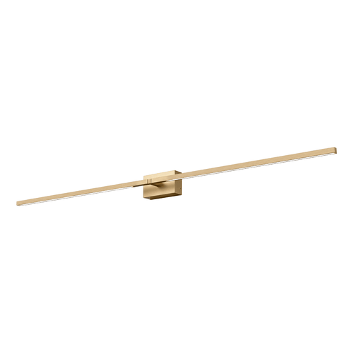 "Pandora 50"" LED Bath Bar - Gold Finish"