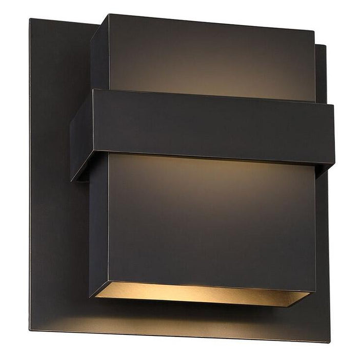 "Pandora 11"" LED Outdoor Wall Light - Oil Rubbed Bronze Finish"