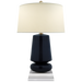 Parisienne Small Table Lamp Denim