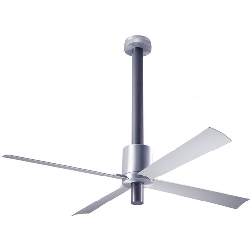Pensi DC Ceiling Fan - Aluminum (No Light)