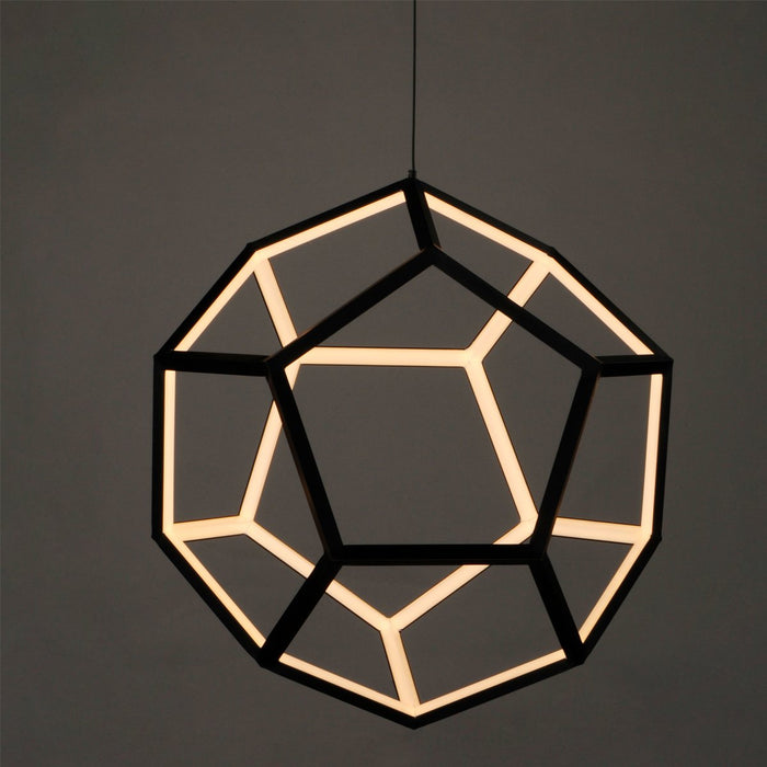 Penta LED Pendant - Display