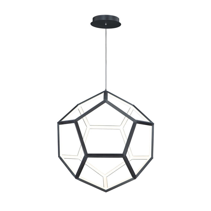 Penta Small LED Pendant - Black