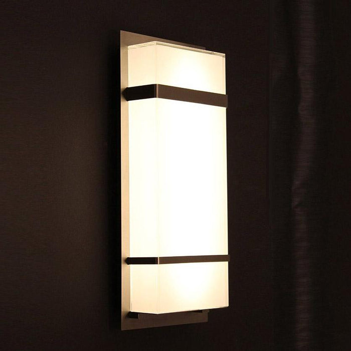 Phantom Outdoor LED Wall Light - Display