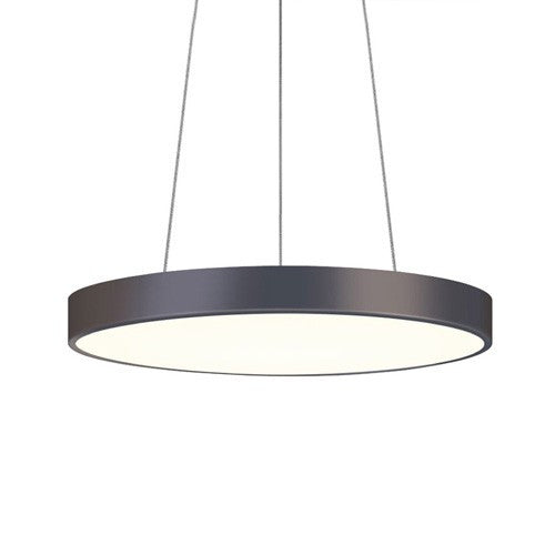 Pi 20 Inch LED Pendant Light - Black Bronze
