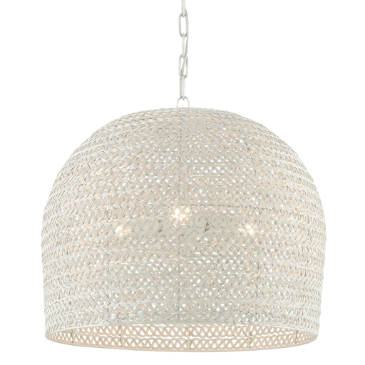 Piero Pendant - White Finish