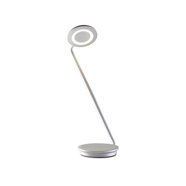 Pixo Plus Table Lamp - Silver