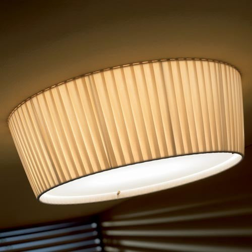 Plafonet 02 Fonda Europa Ceiling Light - Cream