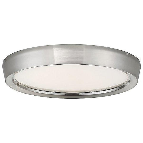 "Planets 17"" LED Flush Mount Ceiling Light"