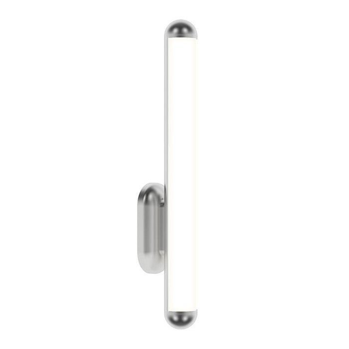 "Plaza 18"" LED Bath Bar - Satin Chrome Finish"