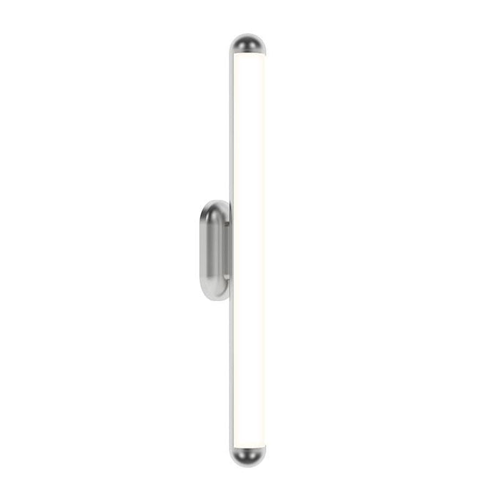 "Plaza 24"" LED Bath Bar - Satin Chrome Finish"