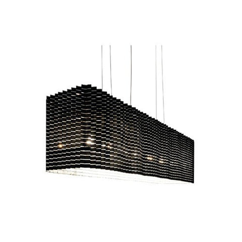 Plissé Pendant Light