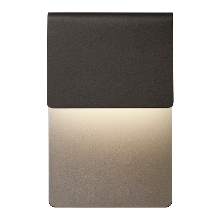 Ply Outdoor LED Wall Sconce - Bronze