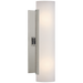 Precision Cylinder Sconce - Polished Nickel
