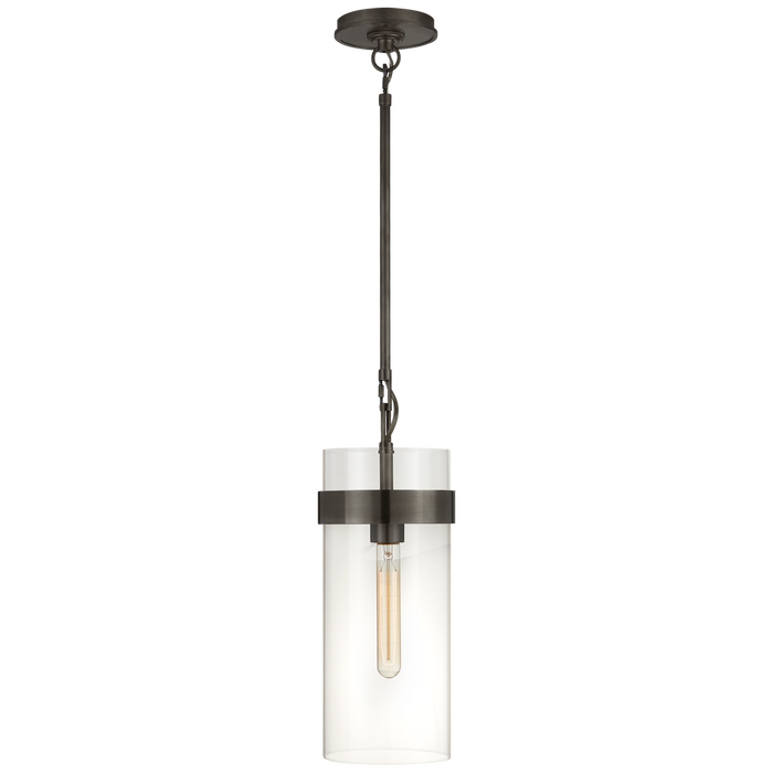 Presidio Small Pendant - Bronze Finish