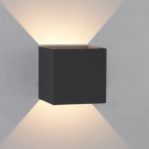 QB Outdoor Wall Sconce