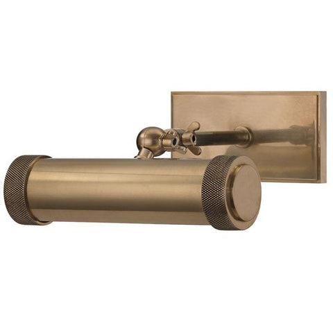 RIDGEWOOD PICTURE LIGHT Aged Brass Small