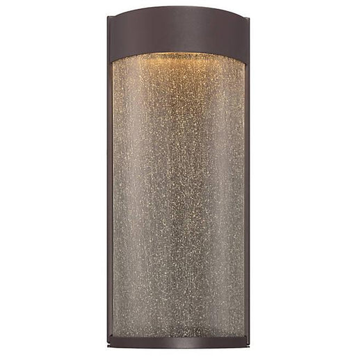 "Rain 16"" Outdoor Wall Light - Bronze Finish"