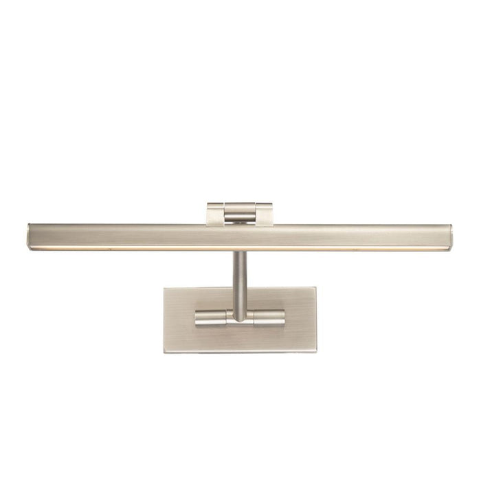 "Reed 16.5"" Picture Light - Brushed Nickel Finish"