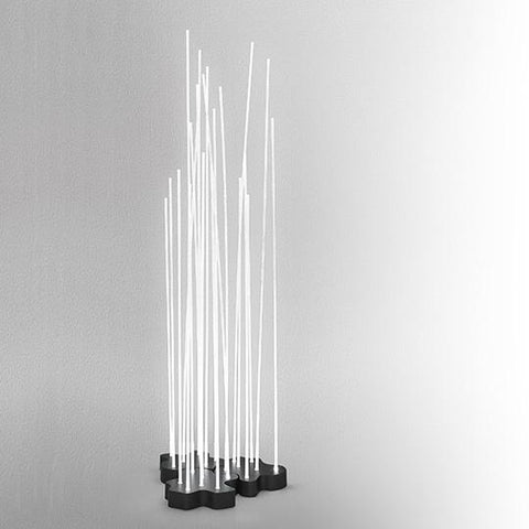 Reeds Outdoor Large LED Floor Lamp
