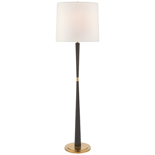 Refined Rib Large Floor Lamp