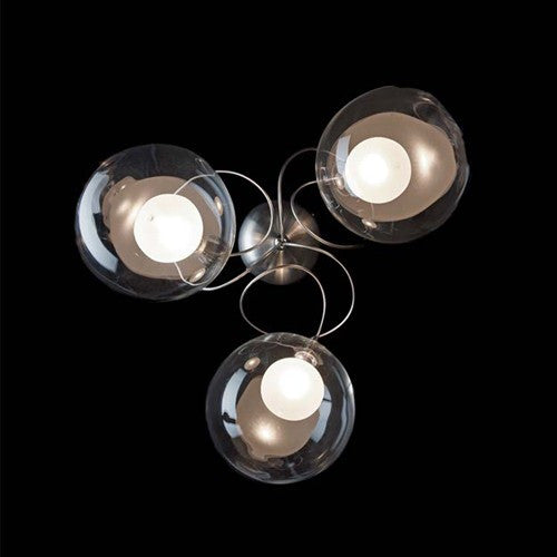 Riddle WL/PL 3 Wall Ceiling Light