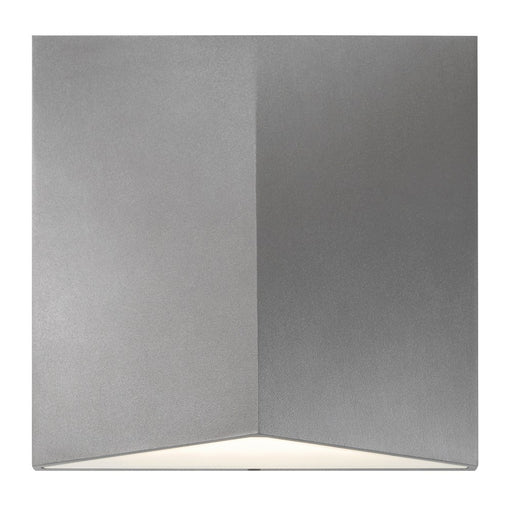 Ridgeline Outdoor LED Wall Sconce - Gray