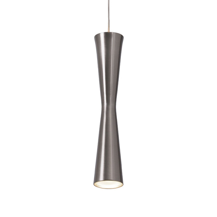 Robson LED Mini Pendant - Brushed Nickel Finish