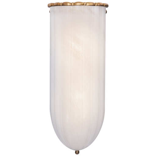 Rosehill Linear Wall Light - Hand-Rubbed Antique Brass