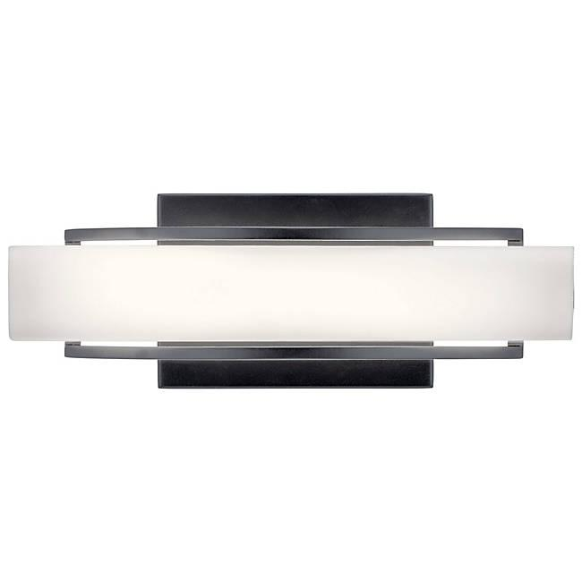 "Rowan 13"" LED Wall Sconce - Matte Black"