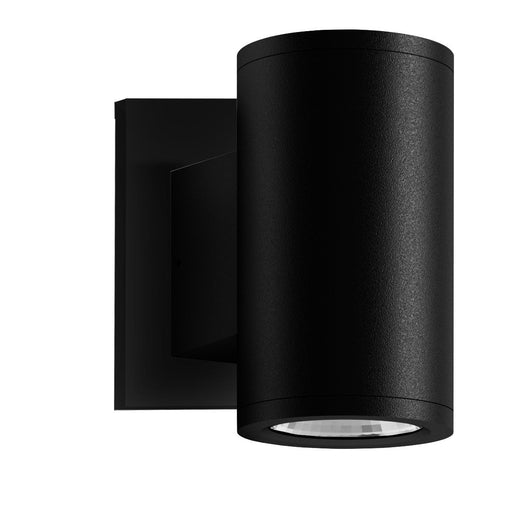 Runyon Large LED Outdoor Wall Sconce - Black Finish
