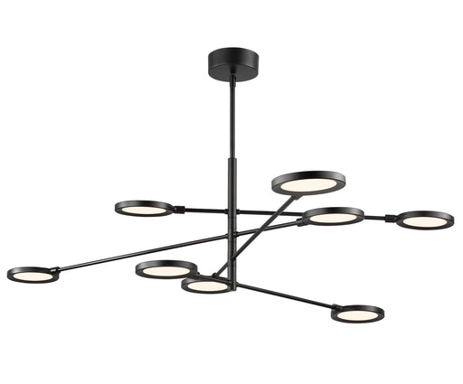 Spectica Linear Suspension - Matte Black Finish
